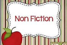 Non-Fiction / Resources and ideas for teaching non-fiction