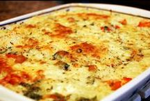casseroles and one-dish meals