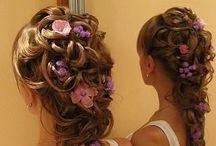 Hairdos / by Alyssa Matos