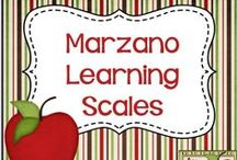 Marzano Learning Scales / Resources for using Marzano Learning Scales in the classroom