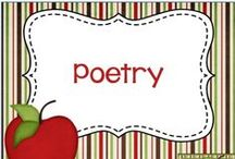 Poetry / Poetry - resources and tips for teaching a poetry unit