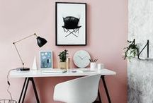 one day office / by Marianne Lynn   The Happy Closet Blog