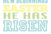 He Has Risen! / by Carl Anderson
