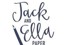 BIZ RELATED / by jessica @ jack + ella paper