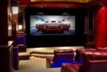 Home Theater / by Carl Anderson