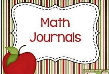 Math Journals / Ideas and resources for using math journals in the classroom