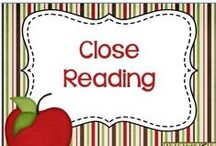Close Reading / Ideas and resources for teaching the skill of close reading.