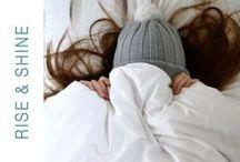 ♥ RISE & SHINE / Lazy Sunday Afternoon