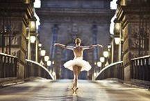 Ballet / by Kamilla Karge
