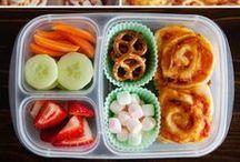 Lunch Ideas / by Tamara Edgerton
