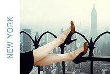 ♥ NEW YORK