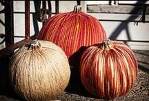 Fall Crafts / by Tamara Edgerton