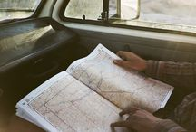 Road Trippin' / Road trips are the best / by Shekinah Kifer