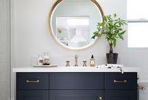 bath / by Marianne Lynn   The Happy Closet Blog