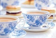 Time for Tea / Everything wonderful about taking tea