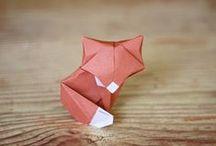Origami / by Kamilla Karge
