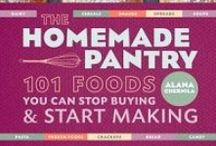 Make It: Food / Why buy it when you can make it!! / by Karla May