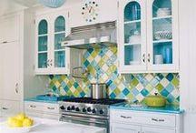 Kitchen / by Tamara Edgerton