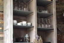 Les créations A La Mamandine / Création de peintures sur meubles et objets intérieur et extérieur