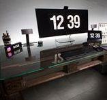 Paletten-Schreibtisch