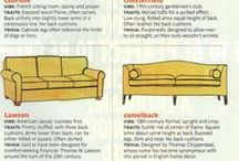 Design Details: Furniture Envy / Case goods, Chairs, Bergere, all pieces of furniture that make me feel slightly envious...wishing they were mine. Antque, Vintage or Modern and Contemporary.