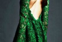Color: Green Divine / Emerald green, Light minty green, moss or khaki.. all green inspirations are here for the sharing.