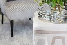 Color: Staying Neutral / Finding the simple beauty in all things neutral. Grays, beige, cream,whites in fashion and interior design