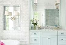 Design: The Bathroom / Some areas of any home are where function and aesthetics are equally important in having a fantastic end result. The Bathrooms are always a great way to make a timeless and elegant addition to your home.