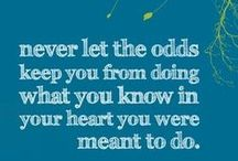 Inspiration! / Inspiring words and images for kids, parents and teachers.
