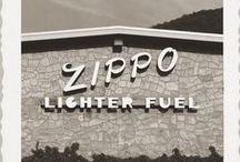 Favorite Zippo Places & Spaces / Some of our favorite places from yesterday and today.