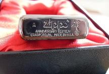 Zippo 80th Anniversary / 2012 marks the 80th Anniversary of Zippo Manufacturing company.