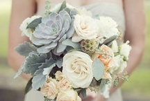 Floral / bouquets and color inspiration