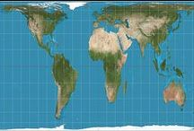 Maps | Comparatives & projections