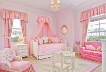 Kid Bedroom Ideas / by Stacey Felberg Sullivan