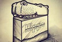 Zippo Art / Zippo as portrayed by the world.