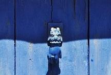 Blue / by Tarja Kankaanpää-Salonen