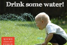 Drink Some Water!