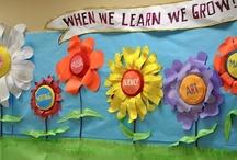 Classroom Ideas / by Leslie Pollock