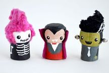 Halloween DIYs: Crafts and Decor / by Momtastic.com