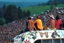 Hippies, Woodstock, and the Vietnam War / by Jennifer Payandeh
