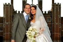 WEDDINGS OF THE ROYALS / por Vicky Thompson