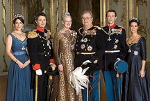 ROYALS OF DENMARK / by Vicky Thompson