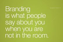 Branding | Personal, resumes & portfolios / You are a brand. How to sell yourself.