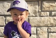 K-State Infant, Toddler & Youth Fashion / Dress up your little one in K-State purple!