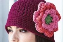 Crochet Hats, Scarf's N Purses / by Marsha Hamner