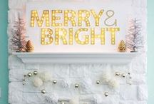 Holiday Entertaining / Creative food, decor, and entertaining ideas to add some sparkle to your soiree! / by Momtastic.com