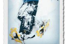 Snowshoeing / by Amber Ellis