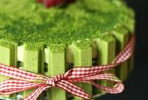 I love Matcha / Food and drink containing Matcha green tea!