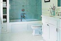 14. Bathroom Ideas / by Katie Allen