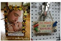 HOLIDAY: FATHER'S DAY / Gift Ideas and Crafts for Father's Day